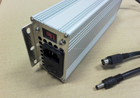360w 12v 30a hp printer power supply with barrel jack and 4-pin din