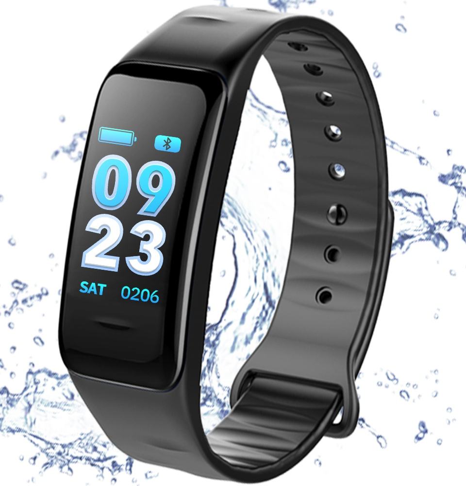 Sports Watch Smart Bracelet Band Smart Watch For Kids Women Men Calorie 3D Pedometer Best Christmas Gift