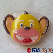 2016 New products of Chinese Hip-hop monkey shapes soap