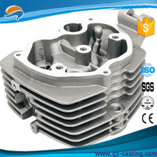 motorcycle cylinder head with alibaba from China casting foundry iron aluminum casting processing for motorcycle cylinder