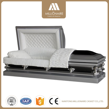 Factory Supplier new metal casket accessories with low price
