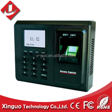 fingerprint electronic attendance register with Battery,Applied to Company Staff biometrics attendance management system