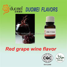 New Arrival Red Grape Wine food flavor, food flavour, food essence