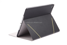 High Quality Ultra Thin Leather Multi Standing Case for IPad Air 2 Case