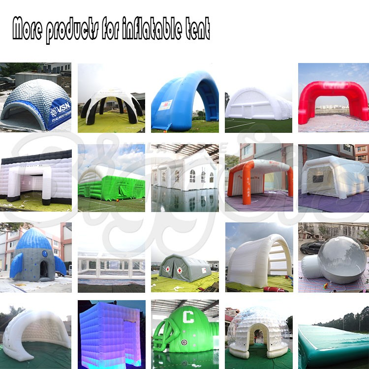Inflatable Air Supported Structure C&ing Tents For Rent  sc 1 st  Alibaba & Inflatable Air Supported Structure Camping Tents For Rent - Buy ...