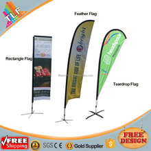outdoor banner flag,Teardrop banner stand,wing flag