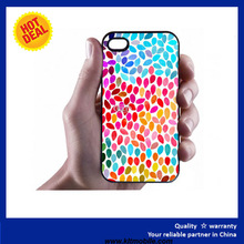 Color hard cover for iphone 5 colorful pc meterial free sample