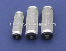 stainless steel mesh filter guard for shrimp and fish, 14mm