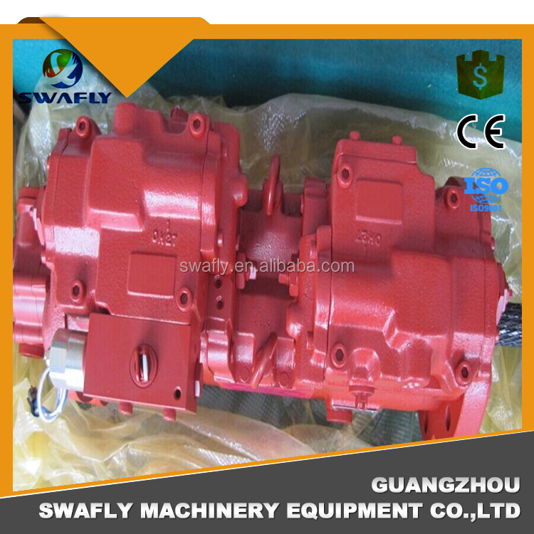 Max Speed For Self Priming Kawasaki Hydraulic Pump K3V63DT For E312/SK100-3/SK100-5/R130/DH130/SK230-6/SK120-3/S130/R120