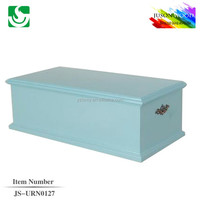 wooden pet caskets and urns JS-URN127