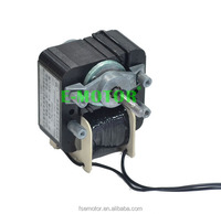 S63 single phase ac motor for air pump and water pump on low price list