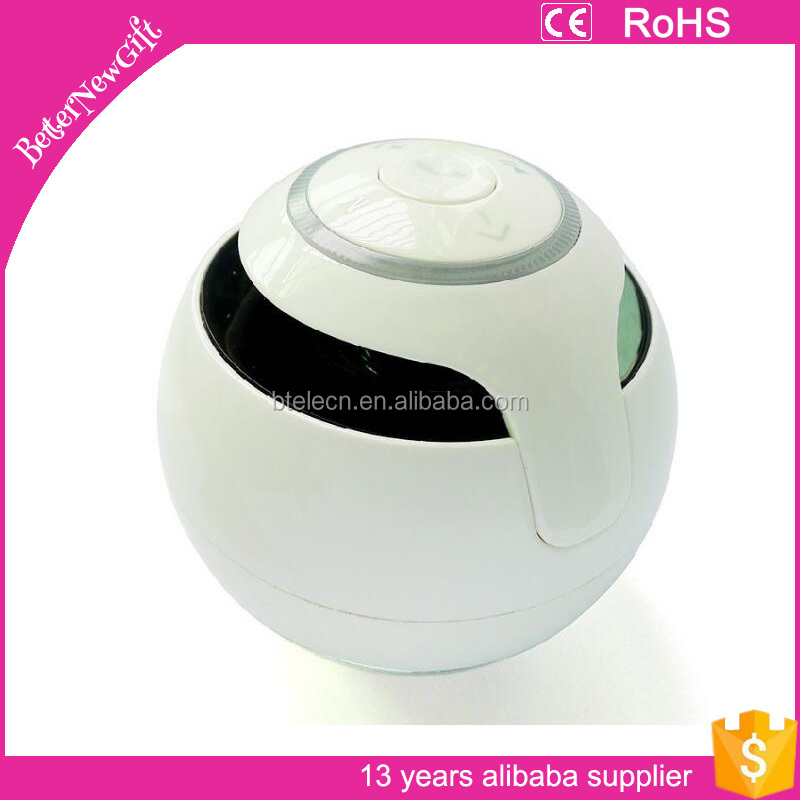 Mini Portable Round Wireless Bluetooth Speaker for Phone MP3 Computer Multimedia