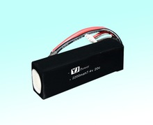 High capacity 3S 11.1v rc lipo battery for rc helicopter 2200mah