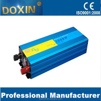 3000W Inductive Frequency Pure Sine Wave power inverter dc12v ac220v