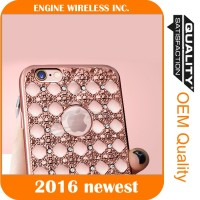 phone case mobile diamond bumper case for iphone5 case