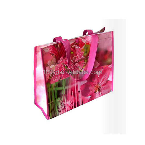 Resuable PP Woven Shopping Bag By Customized