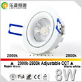 Lepu TUV SAA Super thin 32mm Bloom new technology downlight CCT adjustable 2000-2800k