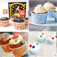 2015 Hot sale paper baking cups muffin cases for kid's birthday
