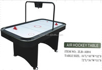 China manufacturer good quality MDF superior electronic game table air hockey table for sale