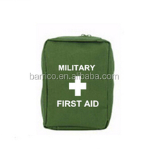 Customized First Aid Supplies Camouflage Army Kit One Person for Use