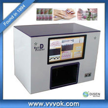 Digital crazy nail art printer