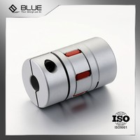 ISO 9001 factory OEM flexible steel tapered shaft coupling with great price