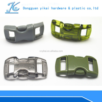 New plastic buckle clasp for paracord,belt buckle clasp,plastic buckles for dog collars