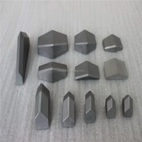 Various types of Cemented Carbide Cutting