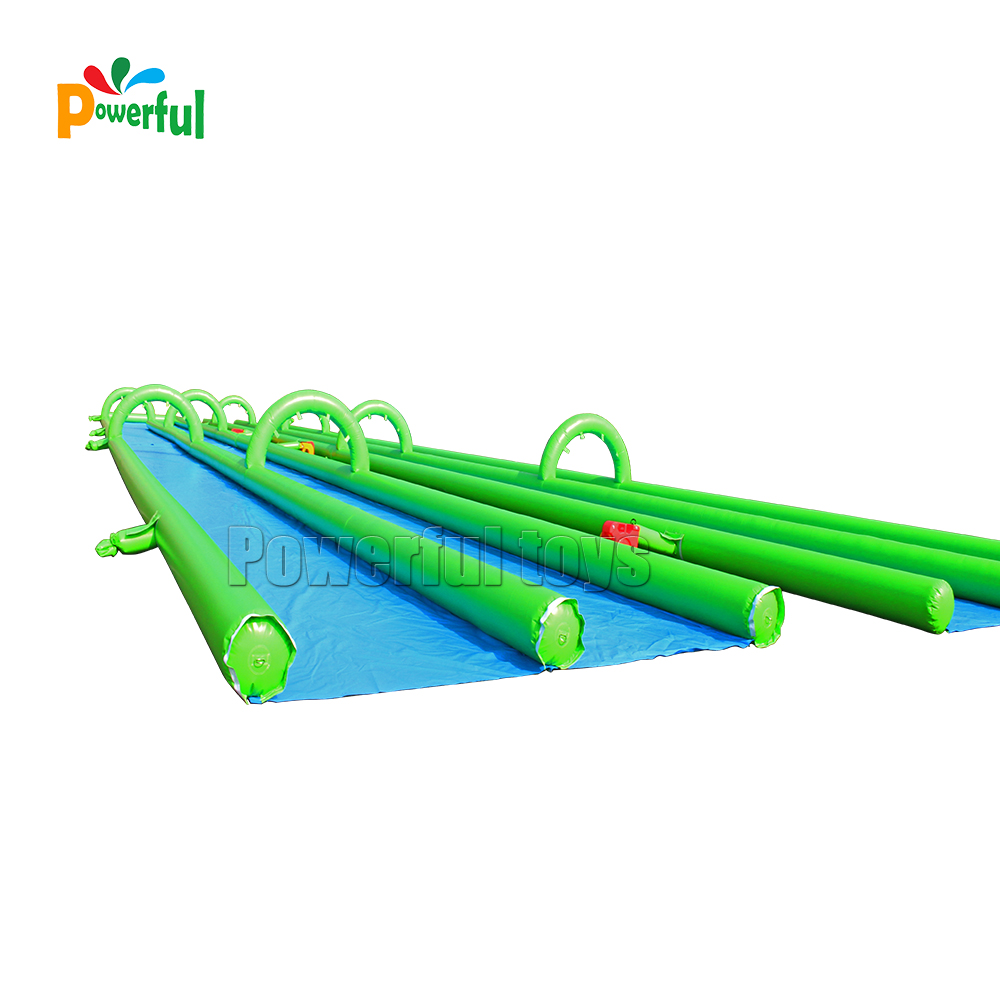 2017 guangzhou factory giants inflatable water <strong>slide</strong> for adult