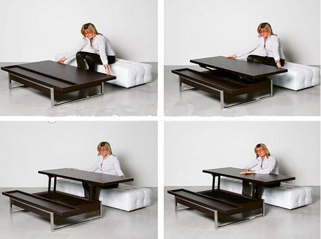 Pop Up Coffee Table Best Desk