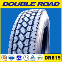 DOUBLE ROAD new products looking for distributor in USA for seme truck tire 295 75 22.5