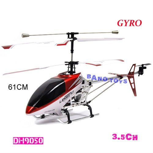 DH 9050 3.5 Channel RC Helicopter W/Gyro