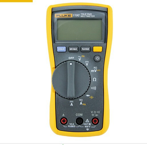 new and original Fluke F115 Digital Multimeter