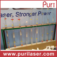 PURI manufacturer agent wanted for lazer tube