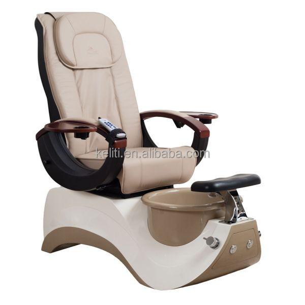 T4 style portable bowl spa pedicure massage chair, foot massage sofa chair with adjustable foot rest