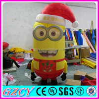 Despicable Me inflatable Minions's Christmas
