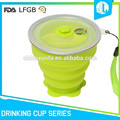 Newest design FDA & LFGB safety material China supplies colorful cups wholesale