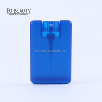 Perfumes And Fragrances Plastic Card,card shape atomizer