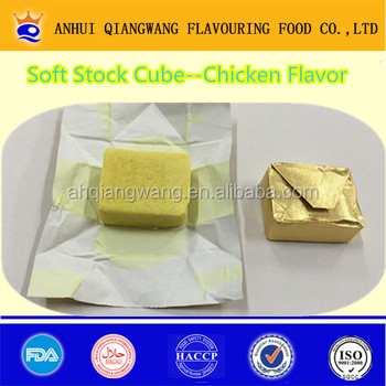 10g*2*24*24 HALAL CHICKEN STOCK CUBE CHICKEN CUBE BOUILLON CUBE