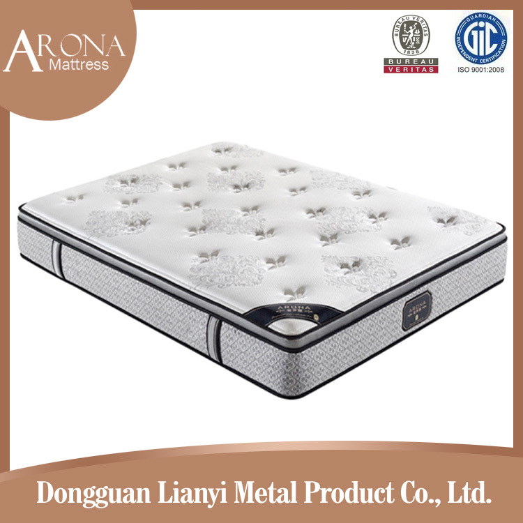 2015 fashion dreamland bamboo king size mattress dream mattress