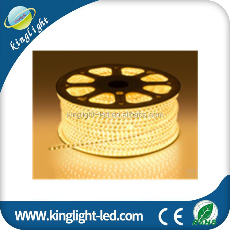 Warm White Cabinet Counter LED Lighting Tape Strip 3528 SMD 5 Meters
