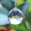 Glass Ball For Chandelier Faceted Ball