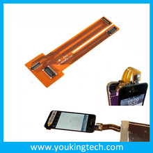 Hot Selling Display Digitizer Touch Screen Extension Testing Flex Cable For iPhone 4s