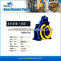 Elevator Machine, Lift Motor, Elevator Permanent Magnet Synchronous Gearless Traction Machine NV41M-350