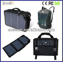 New solar rechargeable bag for laptop