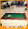 New design outside activity footpool snooker with low price