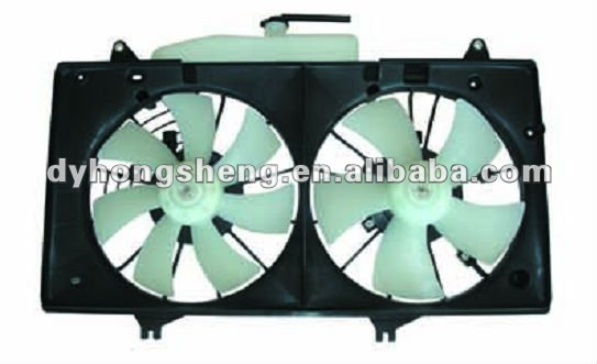 automotive equipment radiator fan motor replacement for mazda 8