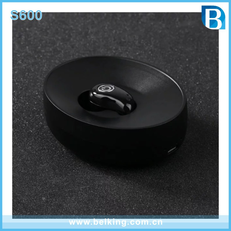Super Mini Wireless Bluetooth Headset/Stereo Music Earphone in ear Noise Cancelling Earphones
