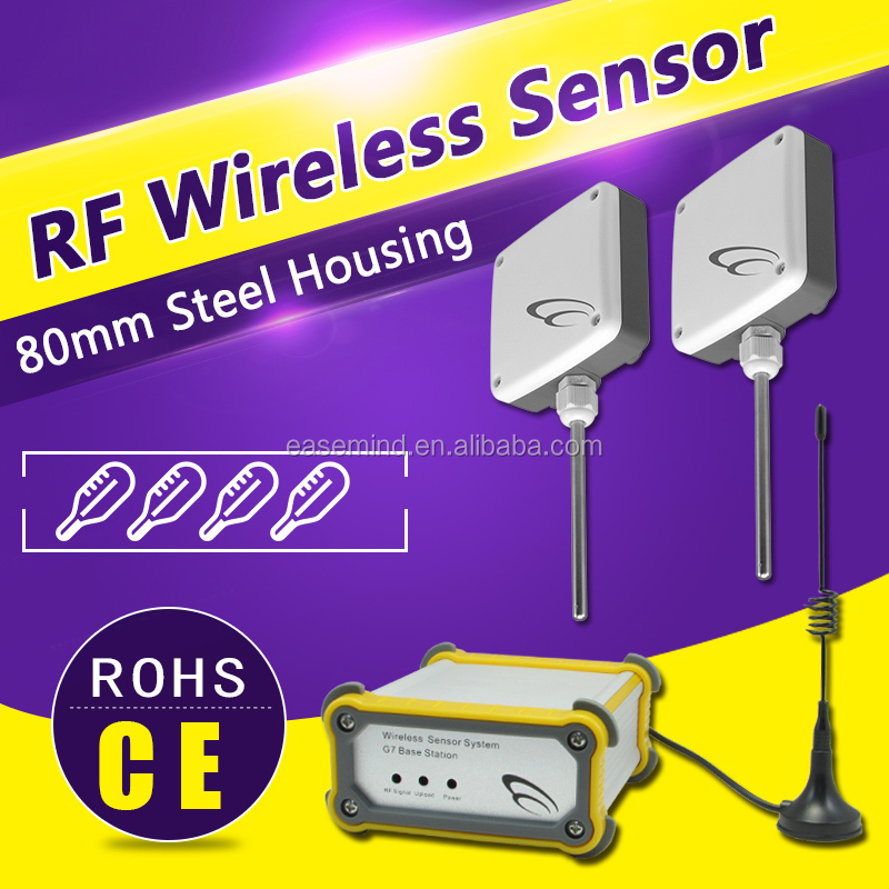 G7-TX RF Wireless Sensor rs485 rf FOR water in and out temperature
