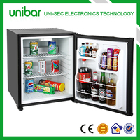 mini compact refrigerators, red mini refrigerator, mini desk refrigerator (USF-50)